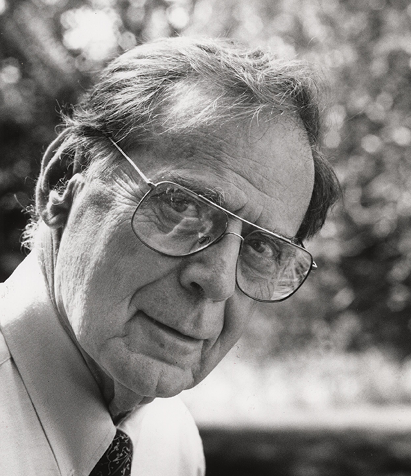 Morton Deutsch (Photo Credit: Teachers College Archives)