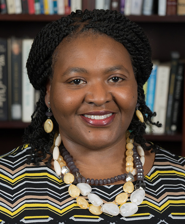 Felicia Mensah, Professor of Science and Education and Associate Dean at Teachers College