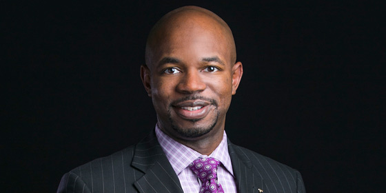 Mark Anthony Gooden, Christian Johnson Endeavor Professor in Education Leadership