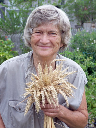 Joan Gussow, Professor Emeritus of Nutrition and Education