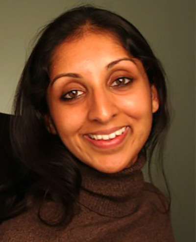 Sonali Rajan, Assistant Professor of Health Education