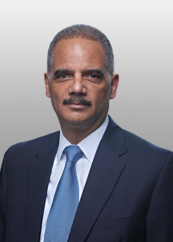 Who appointed eric holder