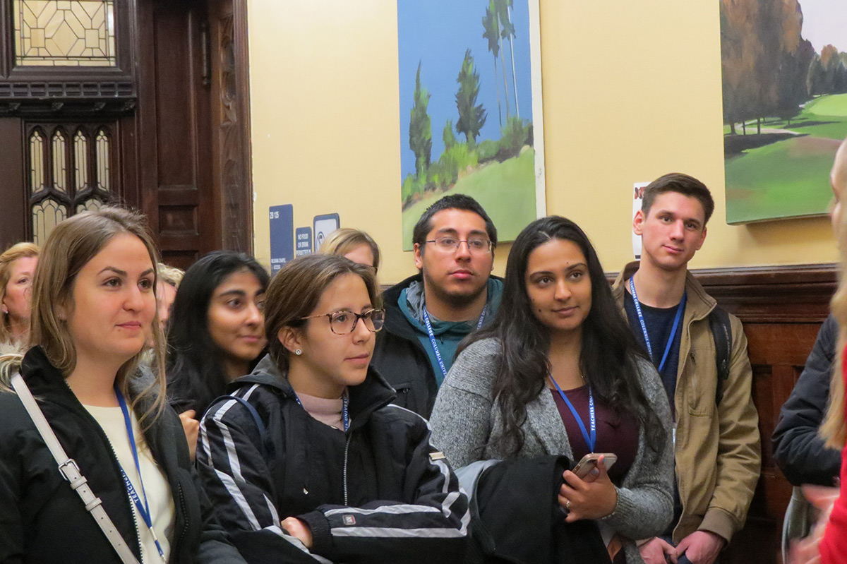 TC Welcomes Admitted Students at Special Event - 2
