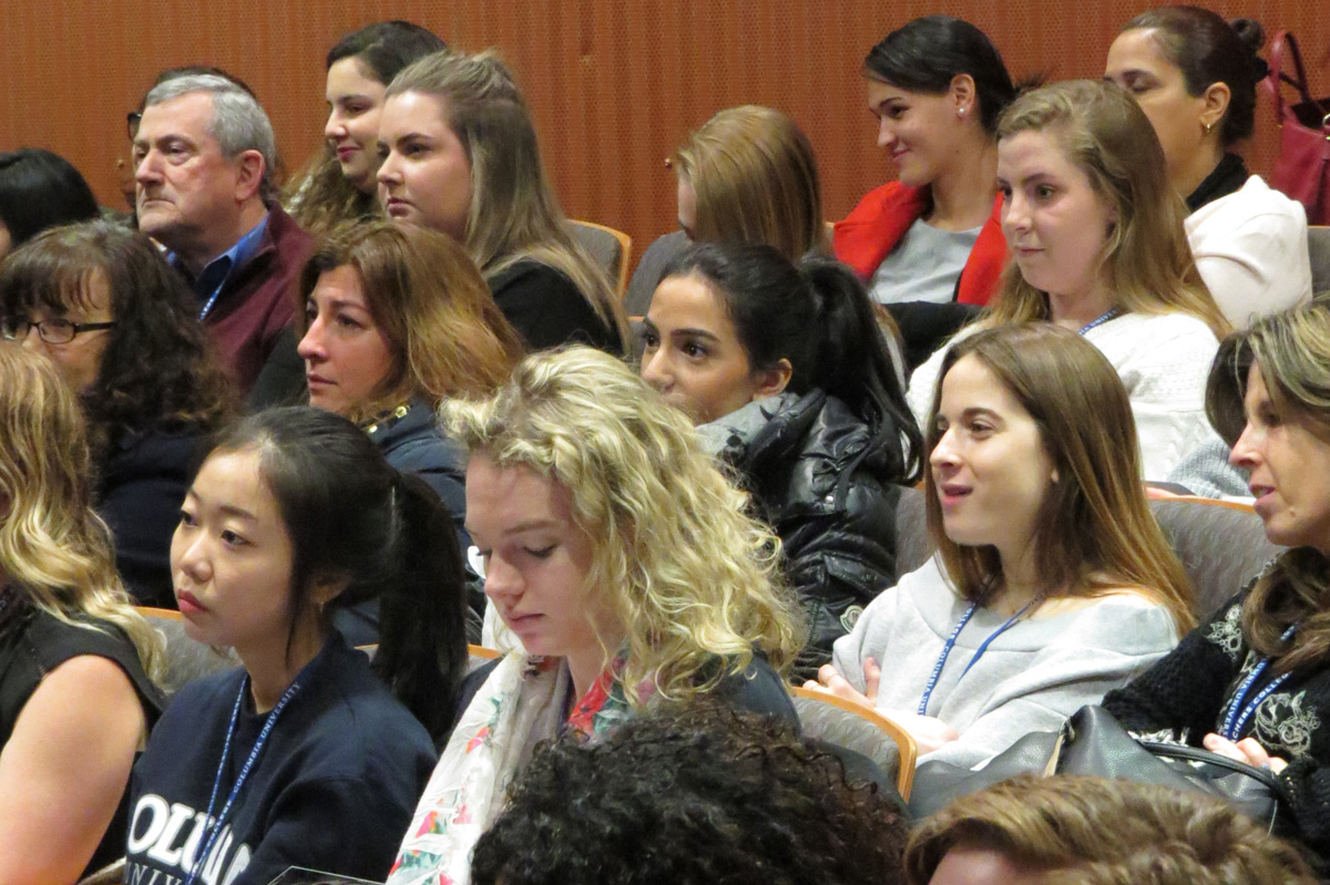 TC Welcomes Admitted Students at Special Event - 1