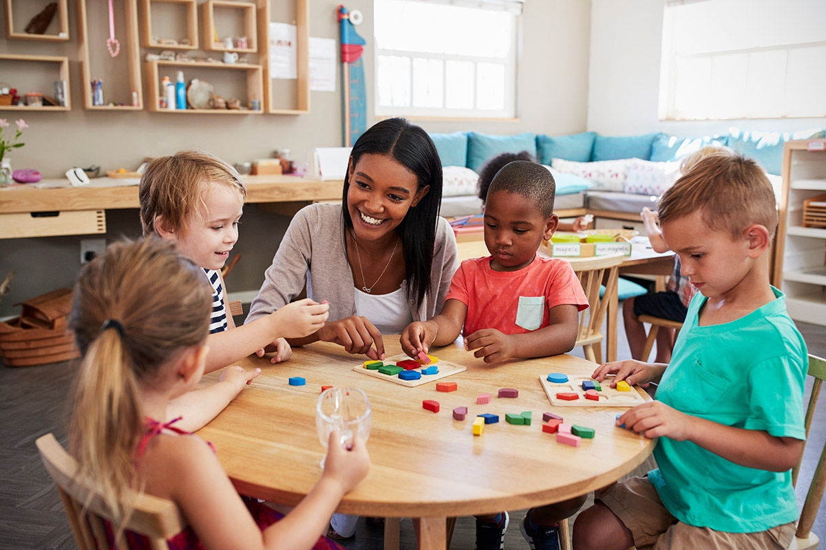 Time to Change How We Think About Early Education