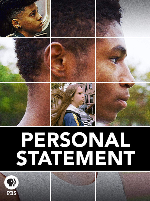 Personal Statement Film Poster