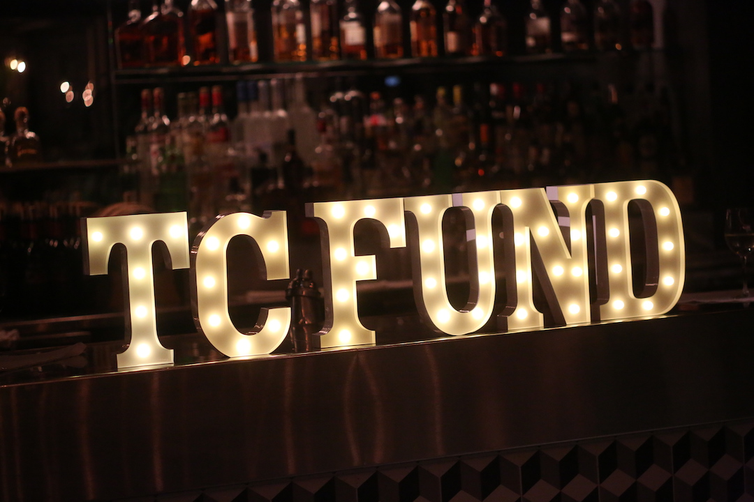 TC Fund Sign