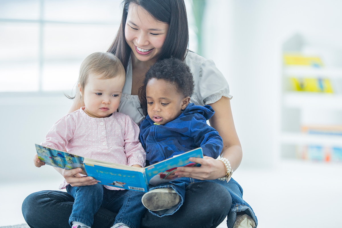 Child Care at Home (iStock)