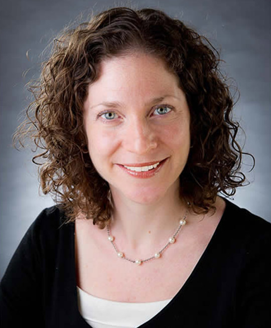 Kimberly Noble, Associate Professor of Neuroscience and Education