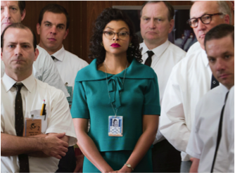BRAVA ALL AROUND Taraji P. Henson as NASA's Katherine Johnson