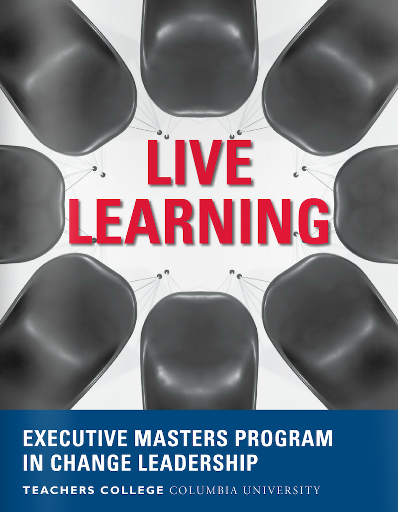 Module 1 | Executive Masters Program in Change Leadership